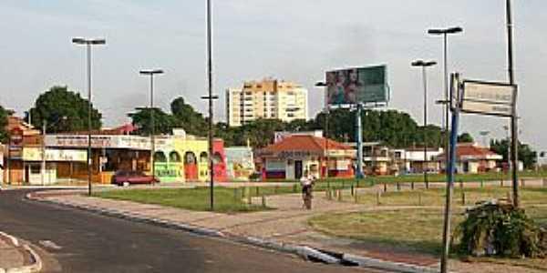 Imperatriz-MA-Praça na Av.Beira Rio-Foto:Nando Cunha