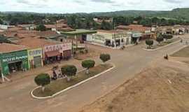 Itaipava do Grajaú - Itaipava do Grajaú-MA-Avenida central-Foto:www.idifusora.com.br