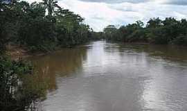 Itaipava do Grajaú - Itaipava do Grajaú-MA-Rio Grajaú-Foto:Cleomilton Pereira