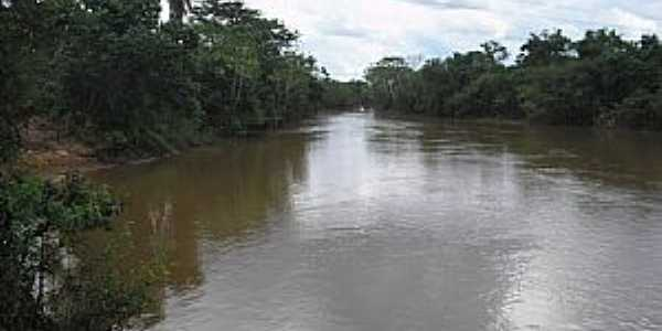 Itaipava do Grajaú-MA-Rio Grajaú-Foto:Cleomilton Pereira