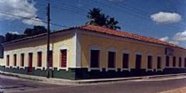 Itapecuru Mirim-MA-Antiga Cadeia Municipal,hoje Casa da Cultura-Foto:hugoleo