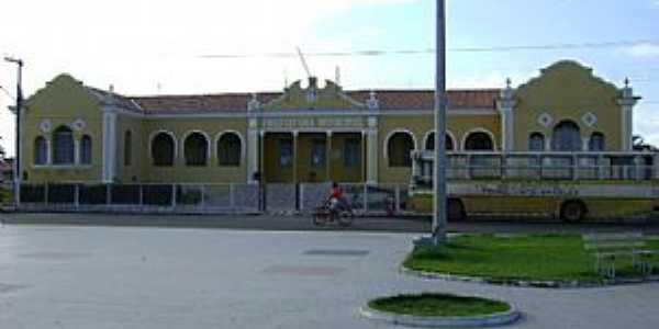 Itapecurú Mirim-MA-Prefeitura Municipal-Foto:sjcosta