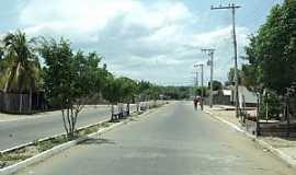 Mocambo - Mocambo-AM-Avenida Principal-Foto:Bruno Rocha