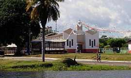 Mocambo - Mocambo-AM-Igreja de São João Batista-Foto:www.mocambodoarari.com.br