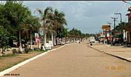 Itinga do Maranhão - Itinga do Maranhão-MA-Avenida Pres.Médice-Foto:Jose Wilson
