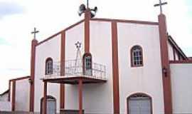 Itinga do Maranhão - Itinga do Maranhão-MA-Matriz do Senhor Bom Jesus da Lapa-Foto:Vicente A. Queiroz