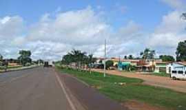 Itinga do Maranhão - Itinga do Maranhão-MA-Rodovia Belém Brasília-Foto:Valdizar Lima