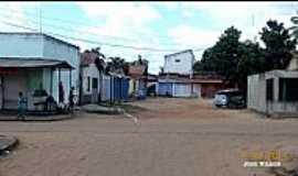 Itinga do Maranhão - Itinga do Maranhão-MA-Rua São Francisco-Foto:Jose Wilson