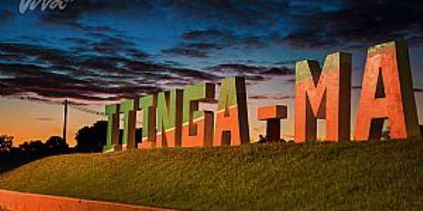 Imagens da cidade de Itinga do Maranhão - MA
