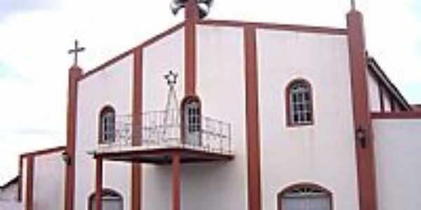 Itinga do Maranhão-MA-Matriz do Senhor Bom Jesus da Lapa-Foto:Vicente A. Queiroz