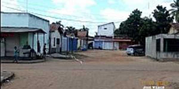 Itinga do Maranhão-MA-Rua São Francisco-Foto:Jose Wilson