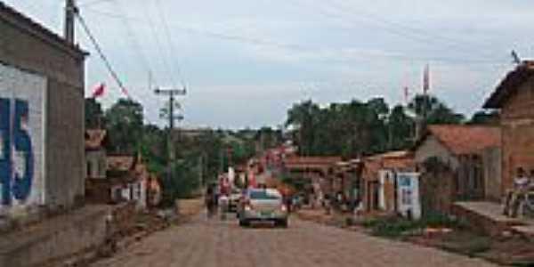 Rua da Invasão-Foto:Valdizar Lima