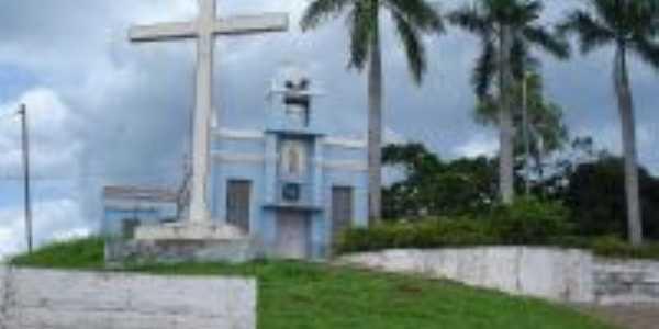 Primeira Igreja DE JOÃO LISBOA, Por Evaldo Melo