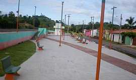 Lago do Junco - Lago do Junco-MA-Praça do Conj.Habitacional HL-Foto:Professor Toni