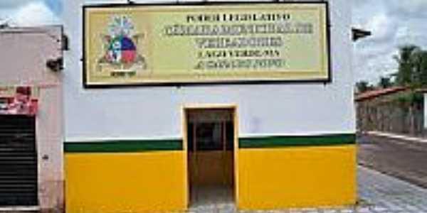 Lago Verde-MA-Câmara de Vereadores-Foto:lagoverde10.blogspot.com
