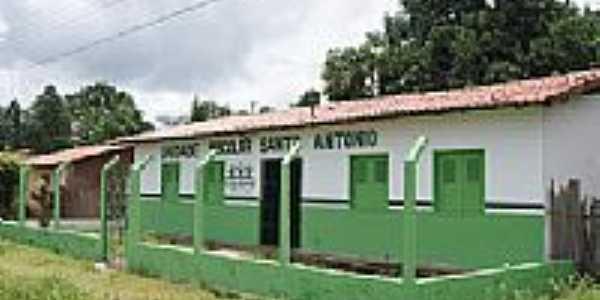 Lago Verde-MA-Escola em área rural-Foto:Luiz Carlos