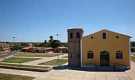 Lagoa do Mato - Lagoa do Mato-MA-Igreja de Santo Antônio-Foto:Josué R. Guimarães