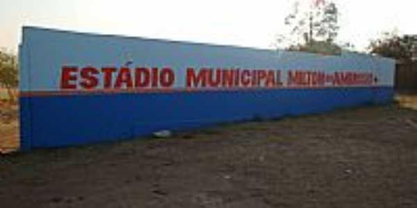 Lagoa do Mato-MA-Estádio Municipal-Foto:Josué R. Guimarães