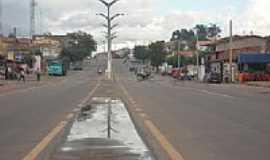 Lima Campos - Avenida JK em Lima Campos-Foto:Ribinha