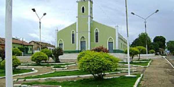 Imagens da cidade de Loreto - MA