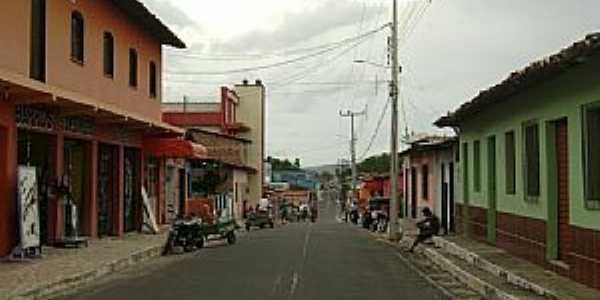 Luis Domingues-MA-Rua no centro-Foto:JOSE TAVARES JUNIOR