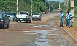 Maioba - Estrada da Maioba-Foto:jornalpequeno
