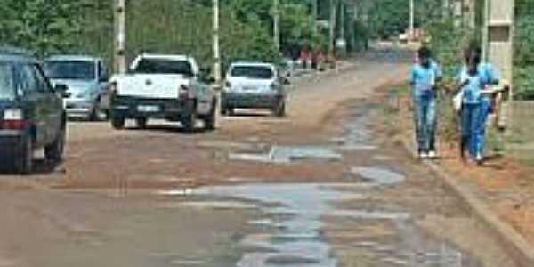 Estrada da Maioba-Foto:jornalpequeno
