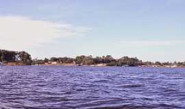 Murutinga - Murutinga-AM-Orla do Lago Murutinga-Foto:Ana Mary Melo Azevedo Mura