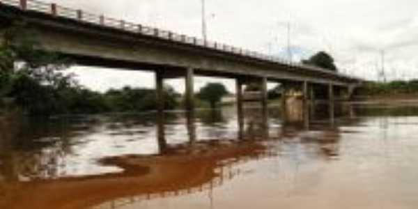 ponte sobre o rio maracaçumé, Por RONNY SANTOS