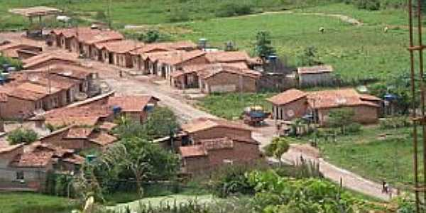 Maraj� do Sena-MA-Vista do Povoado-Foto:Jos� Pires