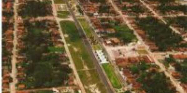Panorama geral da cidade de Maranhãozinho, Por ILSON DE SOUSA BARBOSA
