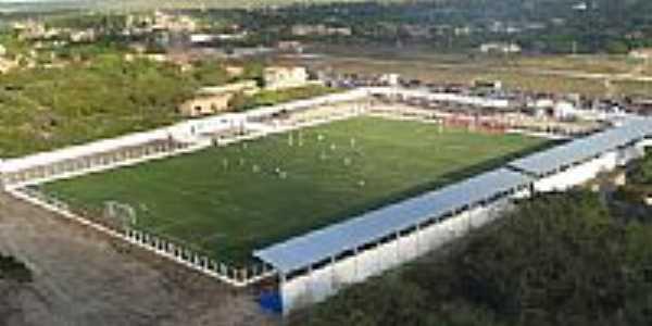 Estádio Barbosão em Mata Roma-MA-Foto:César Almeida