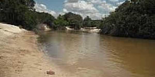 Rio Preto em Mata Roma-Foto: Fórum Carajás