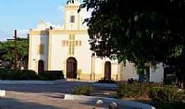 Matinha - Igreja Matriz-Foto:Giano Cutrim