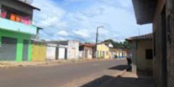 RUA GOV JOSE SARNEY, Por EDIMAR BARBOSA DA SILVA
