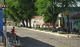 Matões - Matões-MA-Avenida Mundico Morais-Foto:clodomir