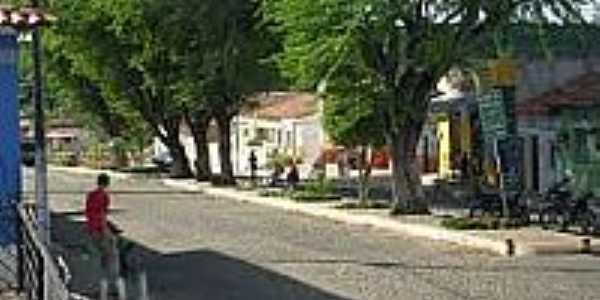 Matões-MA-Avenida Mundico Morais-Foto:clodomir
