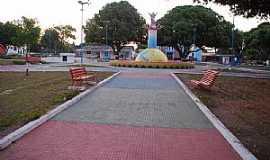 Nhamundá - Nhamundá-AM-Praça N.Sra.da Assunção-Foto:Denis Guimarães