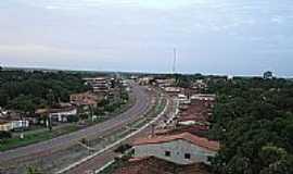 Miranda do Norte - Vista aérea-Foto:João Silva B