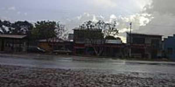 Miranda do Norte-MA-Avenida Principal-Foto:Wellington Neves