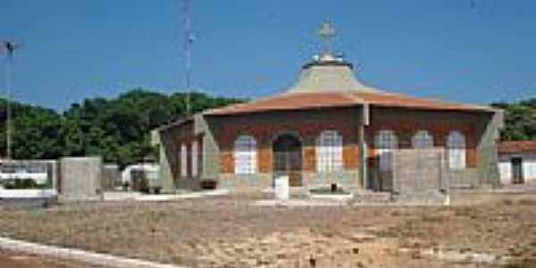 Miranda do Norte-MA-Matriz de N.Sra.Aparecida-Foto:en.wikigogo.org