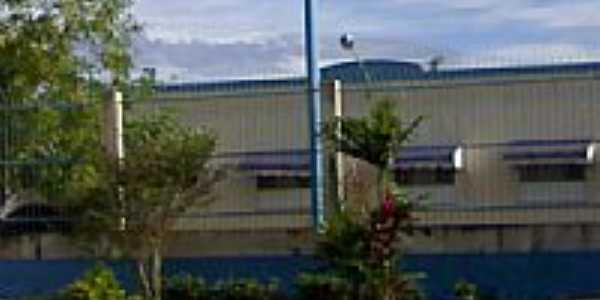 Unidade mista de Saúde em Miranda do Norte-Foto:Wellington Neves