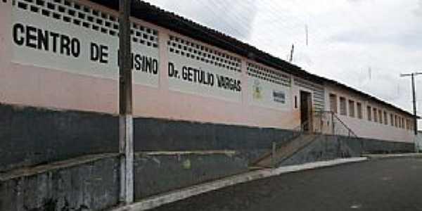 Monção-MA-Escola Estadual-Foto:Matheus Brito