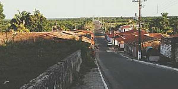 Monção-MA-Rua Rio Branco-Foto:Matheus Brito
