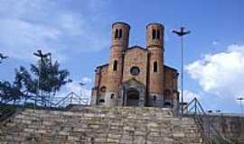 Morros - Morros-MA-Igreja de N.Sra.Aparecida-Foto:Melina Pinto