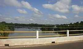 Morros - Morros-MA-Ponte sobre o Rio Una-Foto:daniel