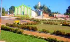 Nova Colinas - Praça de Santa Ana, Por Lara Ibiapino