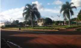 Nova Colinas - Praça de Santa Ana, Por Sarah Ribeiro