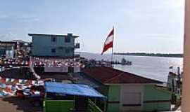 Nova Olinda do Norte - Nova Olinda do Norte-AM-Porto-Foto:santelli