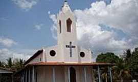 Olinda Nova do Maranhão - Matriz de São Benedito-Foto:Vicente A. Queiroz